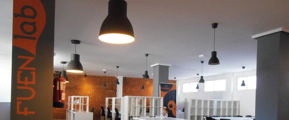 El Ayuntamiento de Fuenlabrada integra su incubadora de empresas en La Guarida Creativa