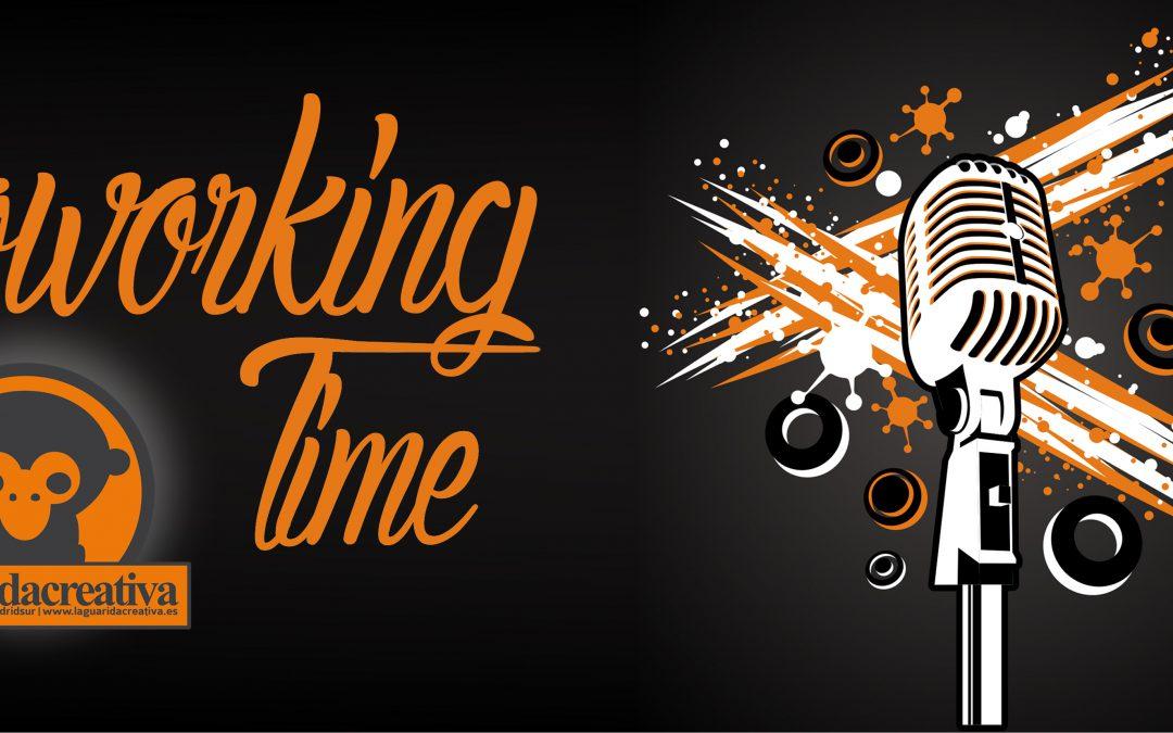 """Nace el nuevo programa de radio de La Guarida Creativa para emprendedores y coworkers: """"Coworking Time"""""""