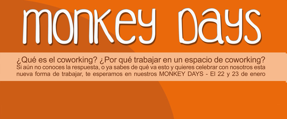 ¡Llegan los Monkey Days!