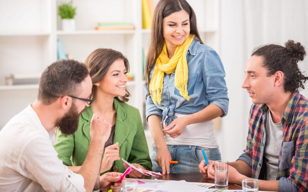 Relaciónate con otros emprendedores en el coworking de Madrid Sur