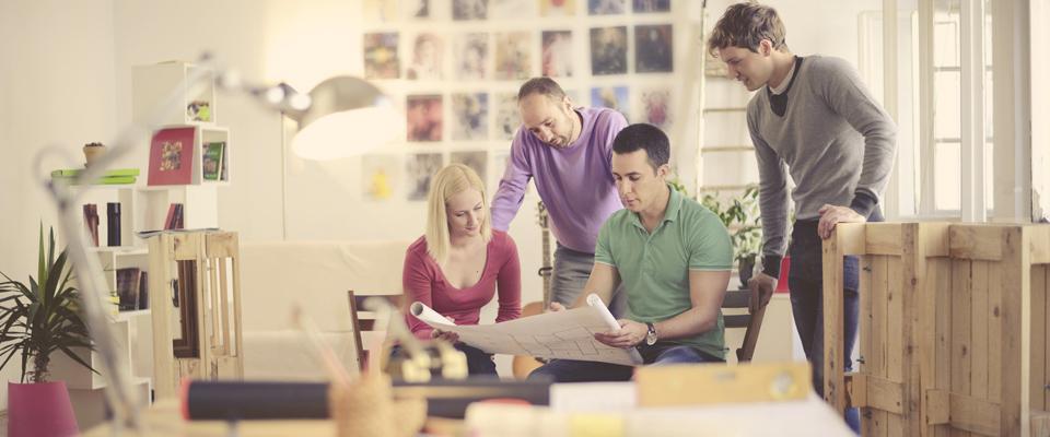 espacios de coworking en móstoles start up