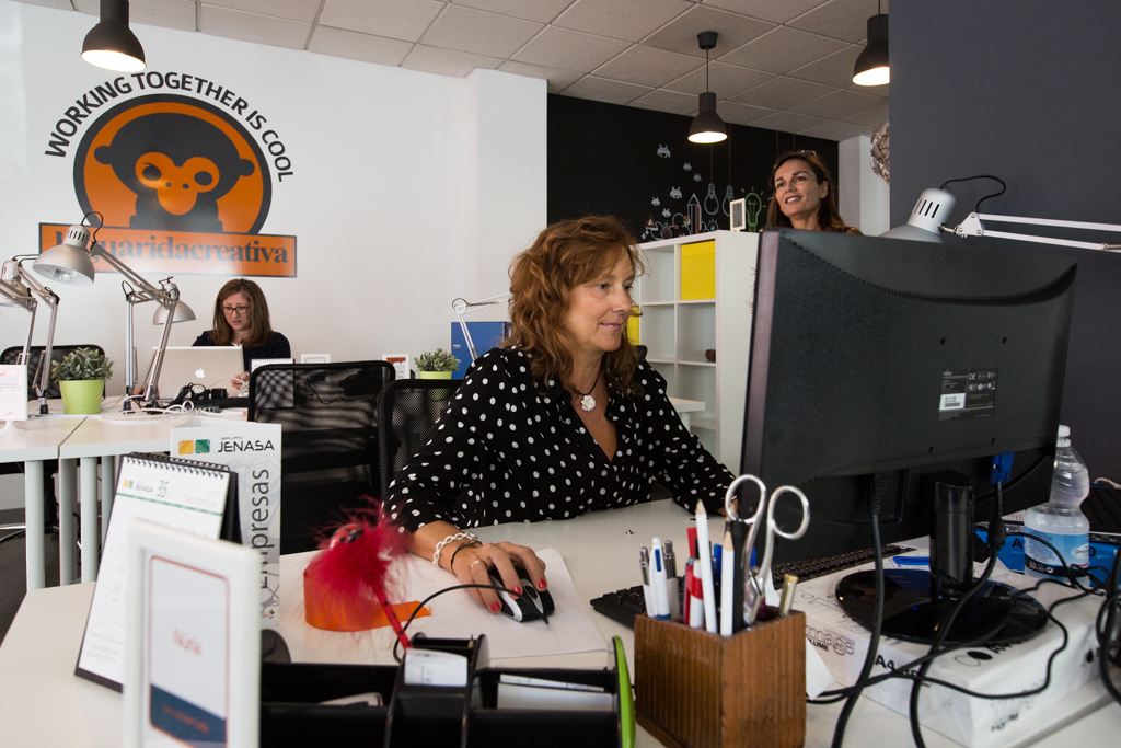 inaugurado coworking en Alcorcón de La Guarida Creativa
