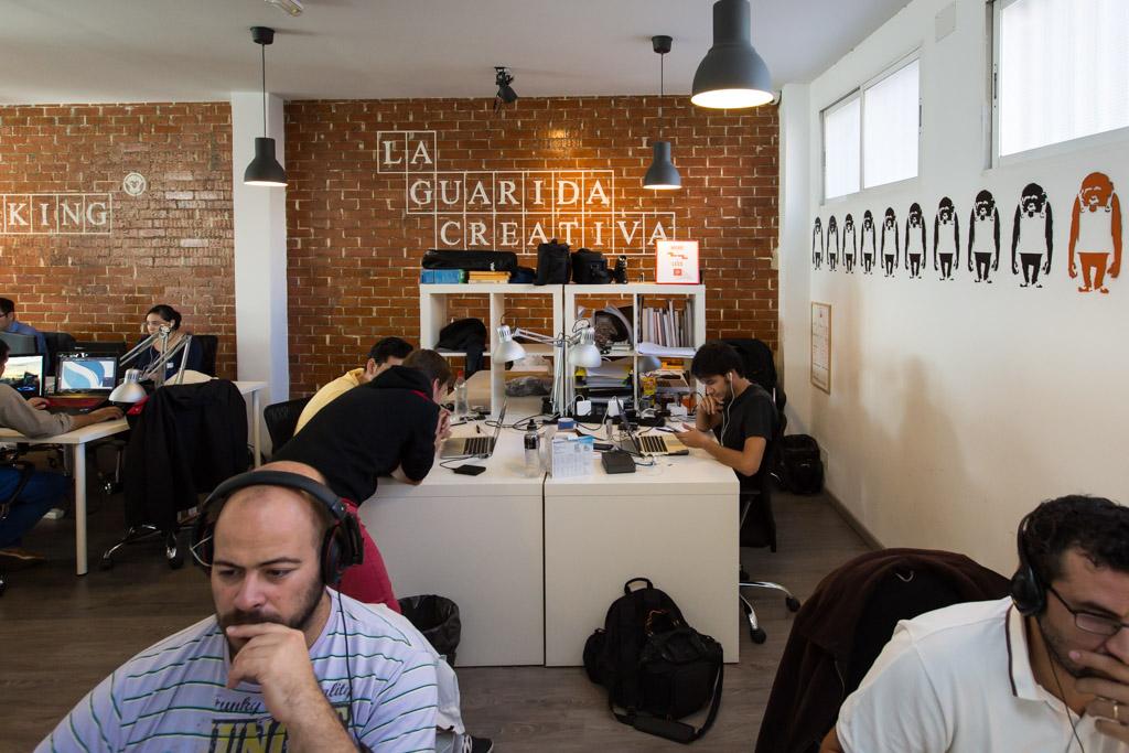 espacios de trabajo para freelance