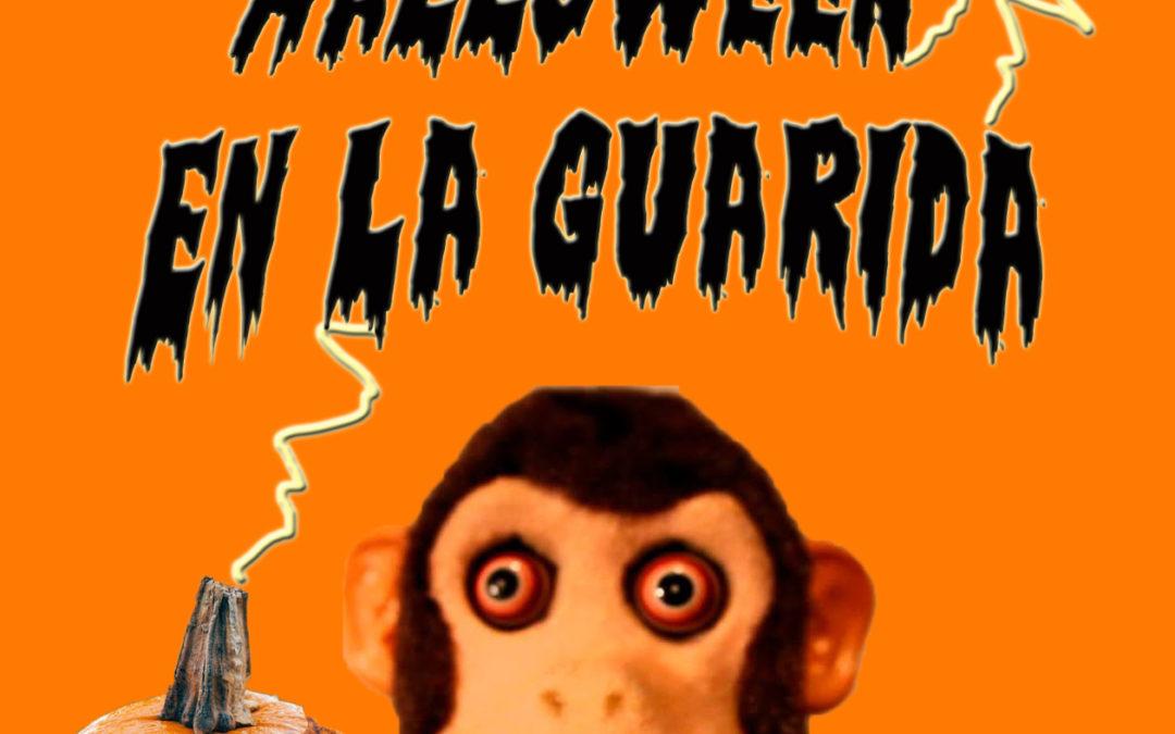 Halloween! La leyenda del famoso monito de los platillos