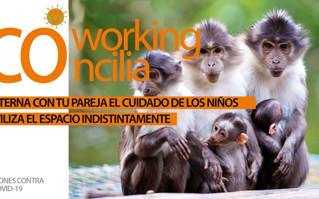 Mujer y Coworking (la pereja perfecta)